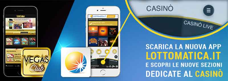 Lottomatica it app